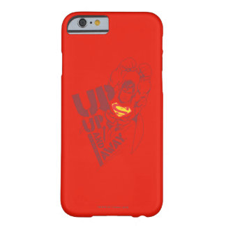 Up and Away Barely There iPhone 6 Case