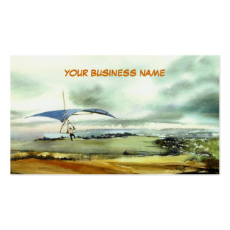 'Up and Away' Business Card
