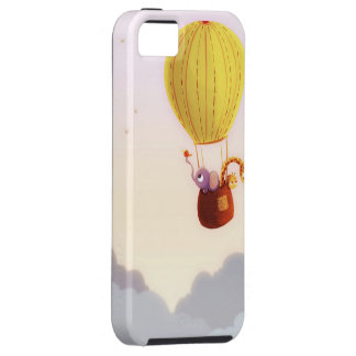 Up and away iphone iPhone 5 covers