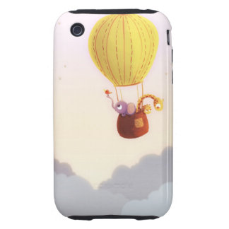 Up and away iphone tough iPhone 3 covers