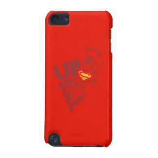 Up and Away iPod Touch 5G Cover