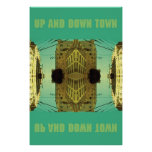 UP AND DOWN TOWN 3 POSTER