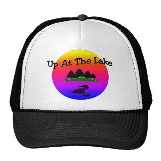 Up At The Lake Mesh Hat
