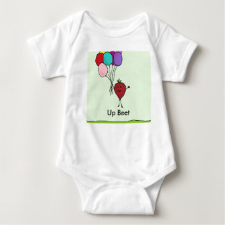 Up Beet Baby Bodysuit