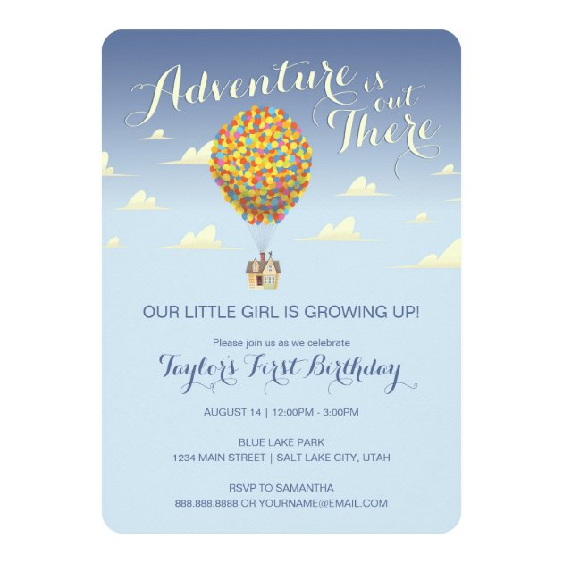 36 Disney Birthday Party Invitations For Kids