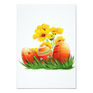 Up Came Easter Easter Party Invitations