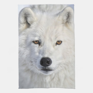 Up Close and Personal Kitchen Towel
