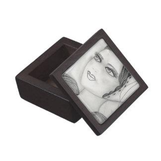 Up Close Flapper Gift Box