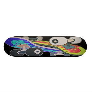 Up Close Skateboard