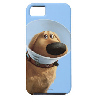 UP | Dug the Dog in Cone of Shame iPhone SE/5/5s Case
