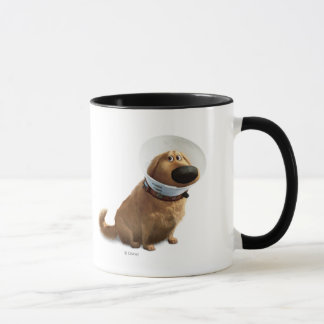 UP | Dug the Dog in Cone of Shame Mug