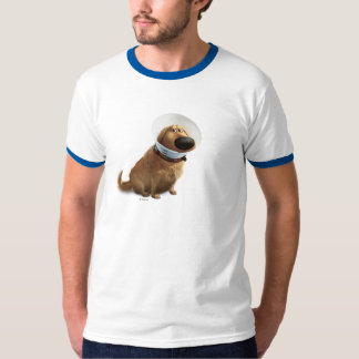 UP | Dug the Dog in Cone of Shame T-Shirt