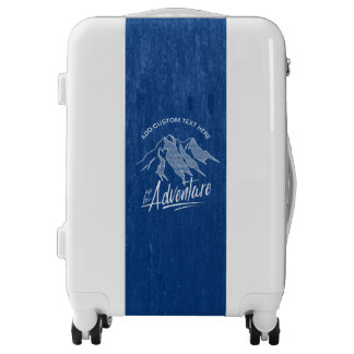 Up For Adventure Mountains ID358 Luggage