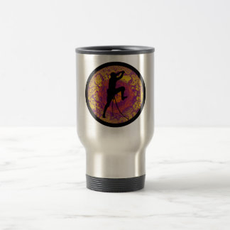 UP FOR CLIMBING TRAVEL MUG
