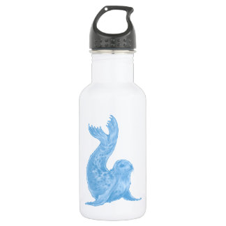 UP FOR FUN STAINLESS STEEL WATER BOTTLE