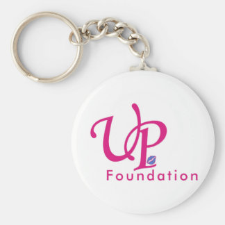 Up foundation key chain
