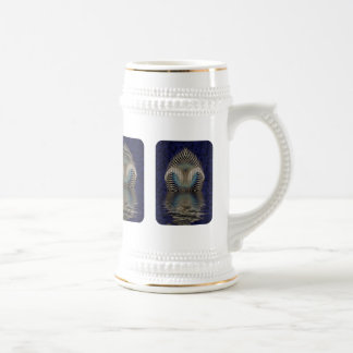 Up From The Ocean Beer Stein