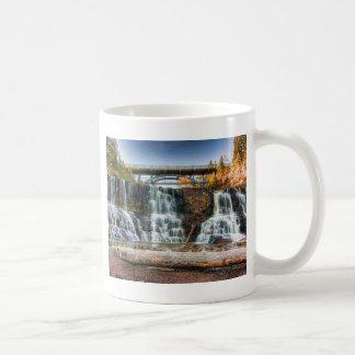 Up Gooseberry Falls Coffee Mug