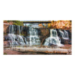 Up Gooseberry Falls Picture Card