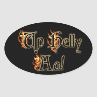 Up Helly Aa! Sticker