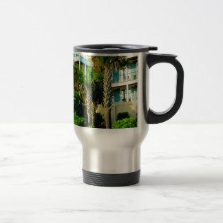 Up High at Isle of Palms 15 Oz Stainless Steel Travel Mug