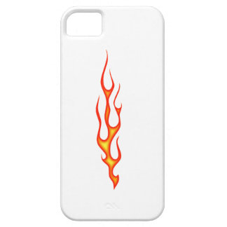 Up in flames. iPhone SE/5/5s case