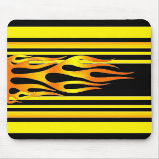 Up In Flames Mousepad