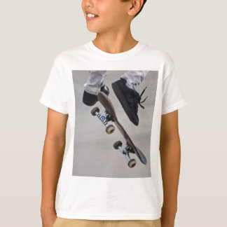 Up In The Air Skateboard T-Shirt