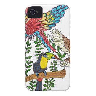 Up in the air they flew iPhone 4 cover