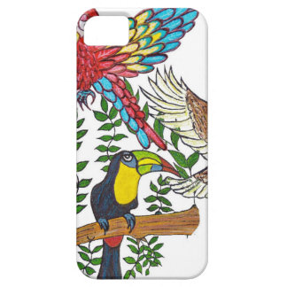 Up in the air they flew iPhone SE/5/5s case
