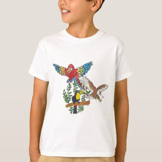 Up in the air they flew T-Shirt