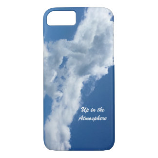 Up in the Atmosphere iPhone case