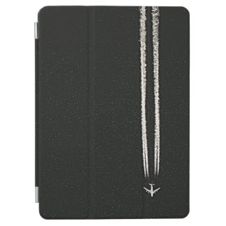 Up in the Sky/High Altitude Airplane Contrail iPad Air Cover