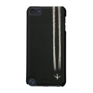 Up in the Sky/High Altitude Airplane Contrail iPod Touch (5th Generation) Case