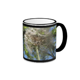 Up in the Sky Salsify Mugs
