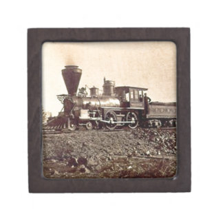 Up locomotive gift box