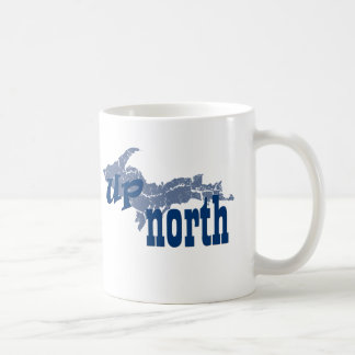 UP Michigan Up North Yooper Mug Mug
