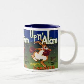 Up n' Atom California Carrots Mug