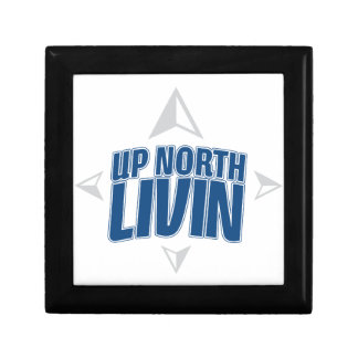 Up North Livin - Compass Gift Box