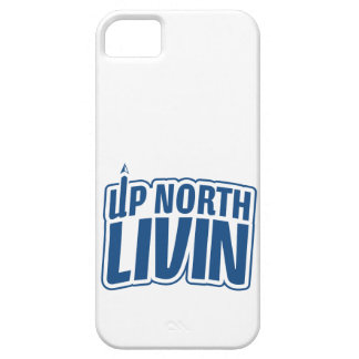 Up North Livin iPhone SE/5/5s Case