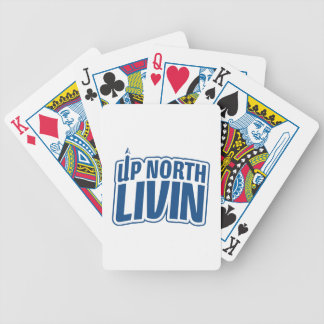 Up North Livin Playing Cards Deck