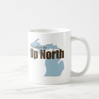 Up North - Michigan Coffee Mug