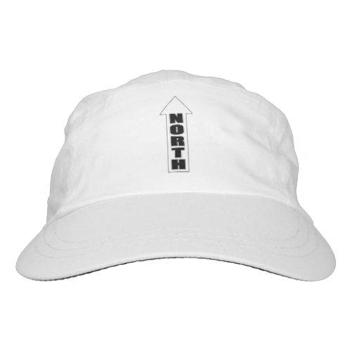 Up North _ Simple Arrow Design Hat