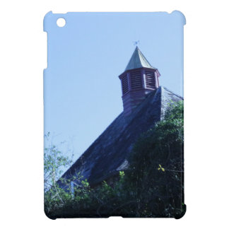 Up on the roof top cover for the iPad mini