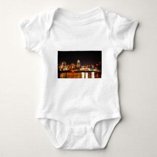 Up River Baby Bodysuit