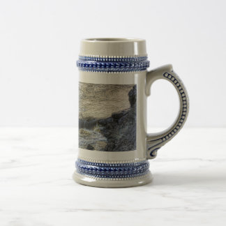 Up River Beer Stein