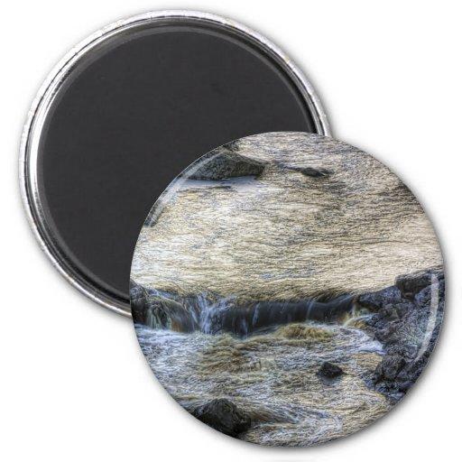 Up River Fridge Magnets