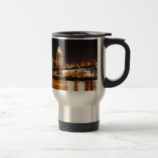 Up River 15 Oz Stainless Steel Travel Mug