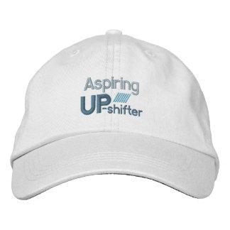UP-SHIFTER cap