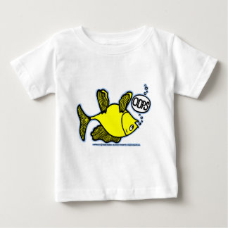 Up Side Down Fish! Baby T-Shirt